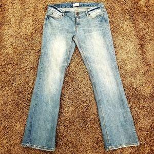 Women's bootcut Aeropostale jeans size 9/10